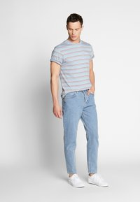 Solid - DAD - Jeans Tapered Fit - blue dnm - 1
