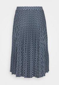 Marks & Spencer London - A-line skjørt - dark blue - 6