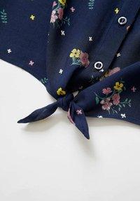 DeFacto - Button-down blouse - navy - 3