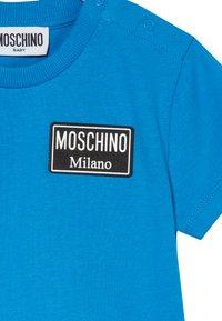 MOSCHINO - Triko spotiskem - french blue - 3