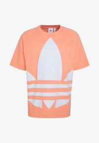 adidas Originals - TREFOIL TEE - T-shirt imprimé - chacor - 4