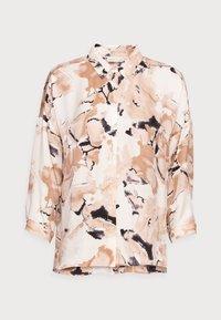 InWear - YEN SHIRT - Button-down blouse - beige - 4