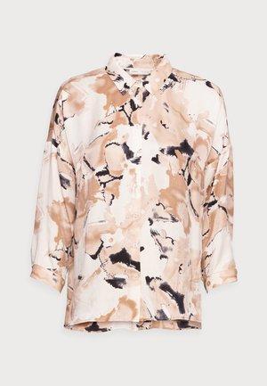 YEN SHIRT - Camicia - beige
