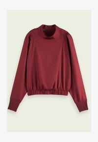 Scotch & Soda - Sweatshirt - ruby red - 3
