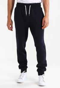 Pier One - Teplákové kalhoty - dark blue - 0