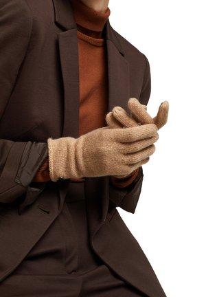 Gloves - camel