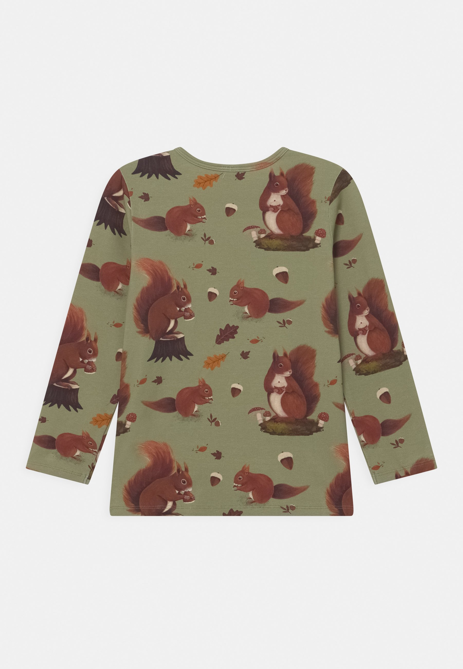Kids SQUIRREL FAMILY UNISEX - Long sleeved top