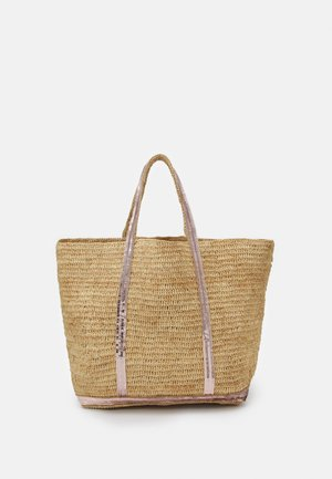 CABAS GRAND - Tote bag - rose