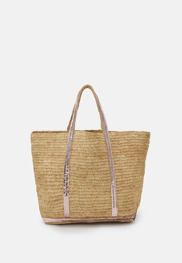 CABAS GRAND - Shopping bag - rose