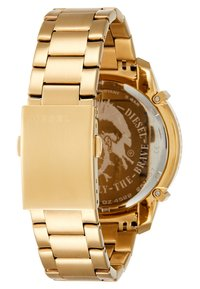 Diesel - GRIFFED - Chronograph watch - gold-coloured - 3