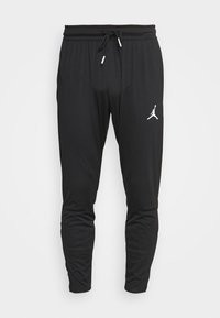 Jordan - AIR PANT - Verryttelyhousut - black/white - 3