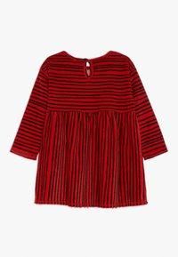 Noé & Zoë - BABY DRESS - Denní šaty - red - 1