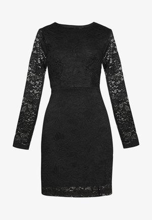 Cocktail dress / Party dress - black/black