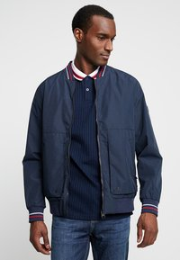 Superdry - COMPTON - Bomber Jacket - navy - 0