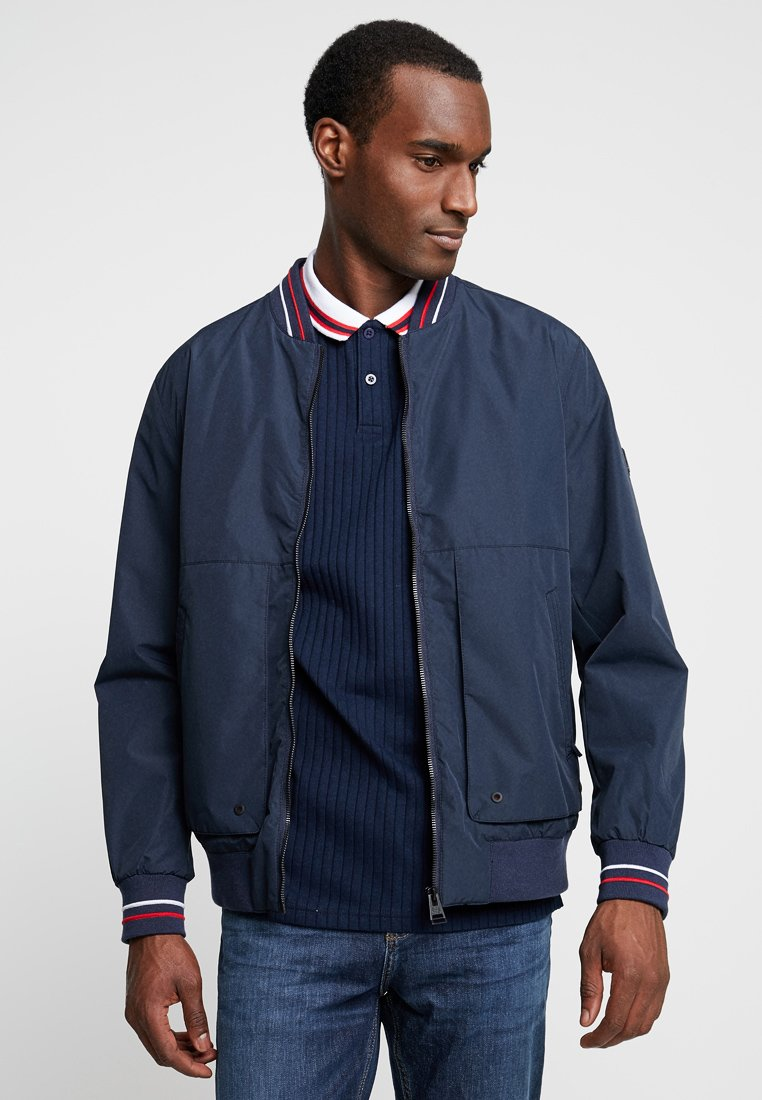 Superdry - COMPTON - Bomber Jacket - navy
