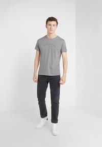 Hackett London - CLASSIC LOGO TEE - Camiseta básica - grey marl - 1
