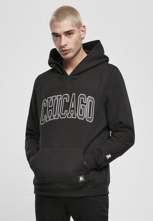 CHICAGO - Hoodie - black