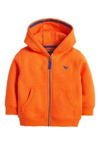 Next - Zip-up hoodie - orange - 0