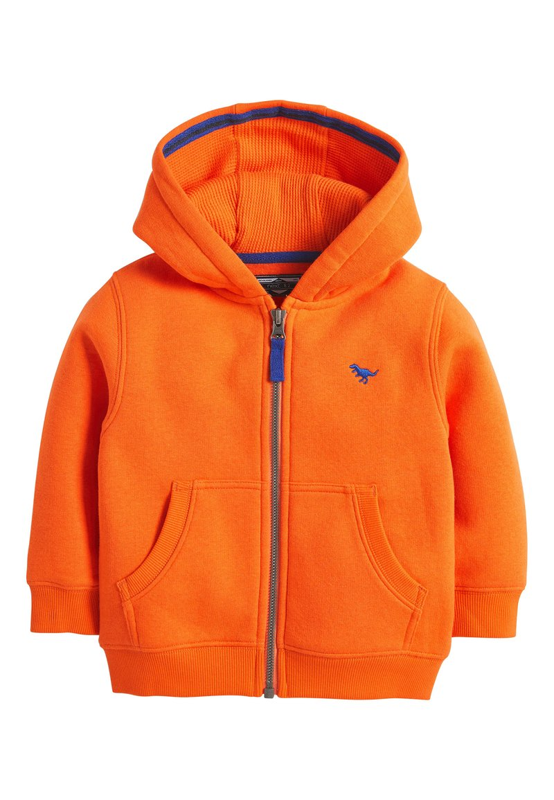 Next - Zip-up hoodie - orange