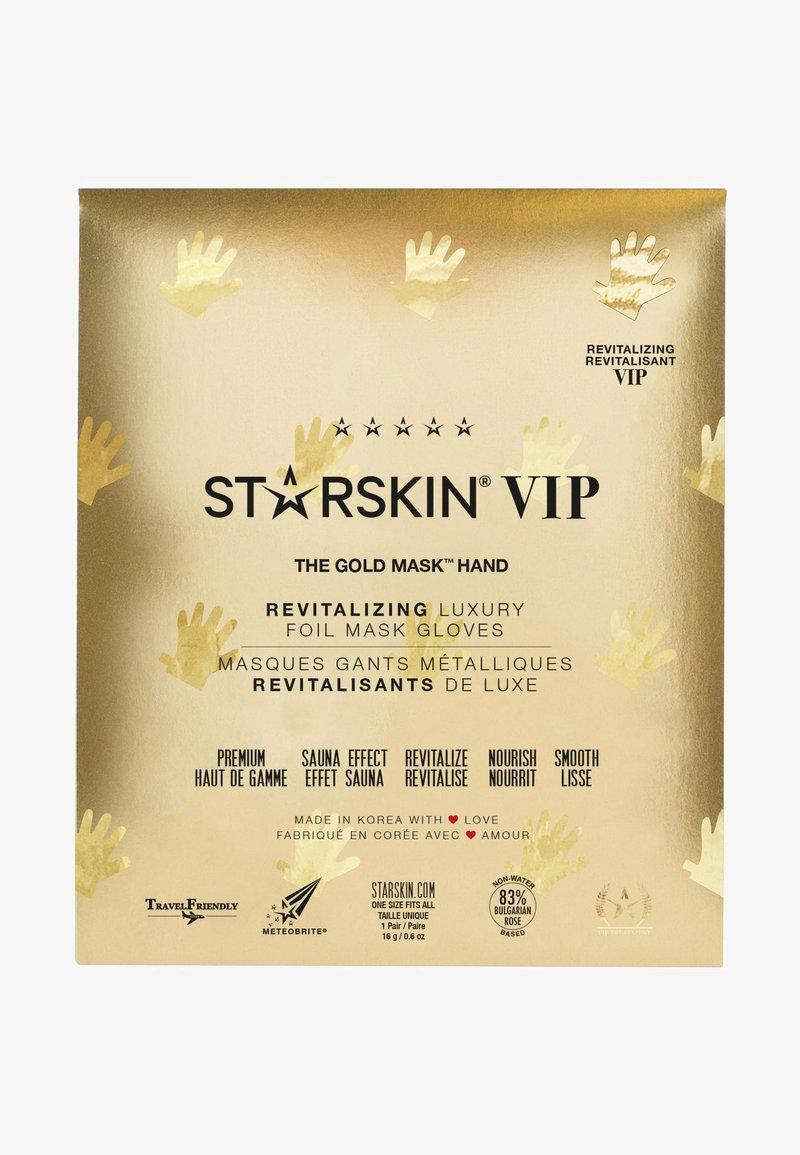 STARSKIN - THE GOLD MASK HAND - Masque mains - -
