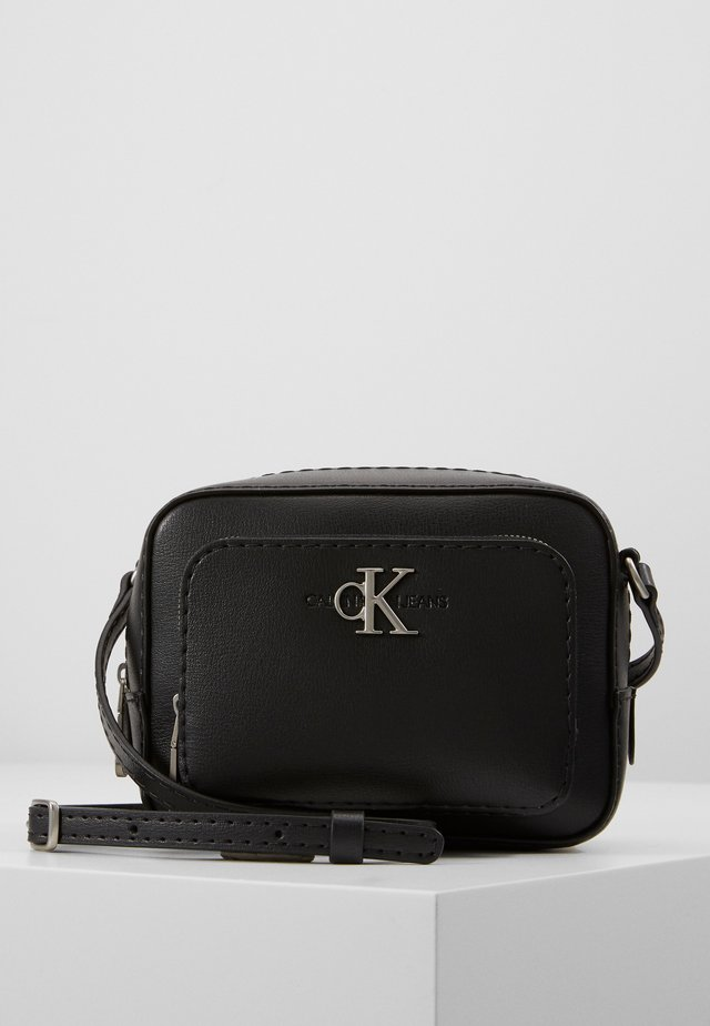 CAMERA BAG - Skulderveske - black
