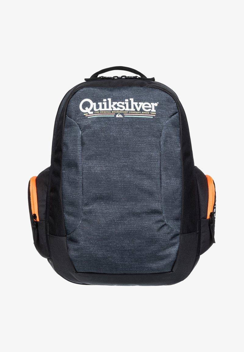 Quiksilver - SCHOOLIE YOUTH - Rucksack - dark grey heather