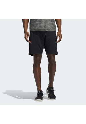 TOKYO BADGE OF SPORT SHORTS - Sports shorts - black