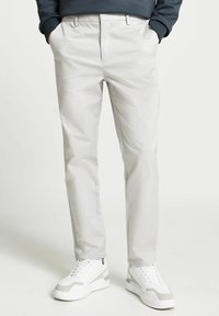 River Island - Trousers - stone - 0