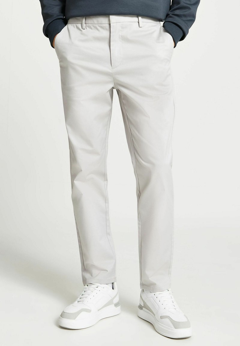 River Island - Trousers - stone