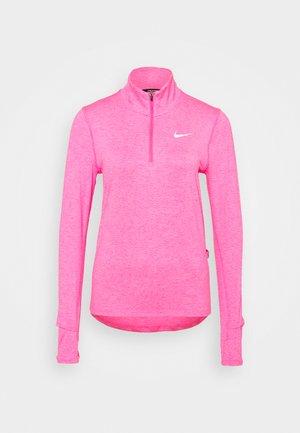 ELEMENT - Sports shirt - hyper pink/pink glow/silver