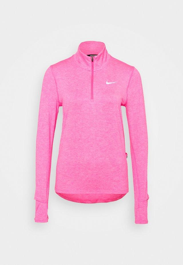 ELEMENT - Treningsskjorter - hyper pink/pink glow/silver
