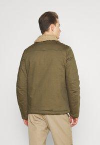 Schott - CRUISER - Light jacket - kaki - 2