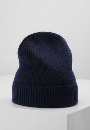 BASIC HAT - Mütze - navy
