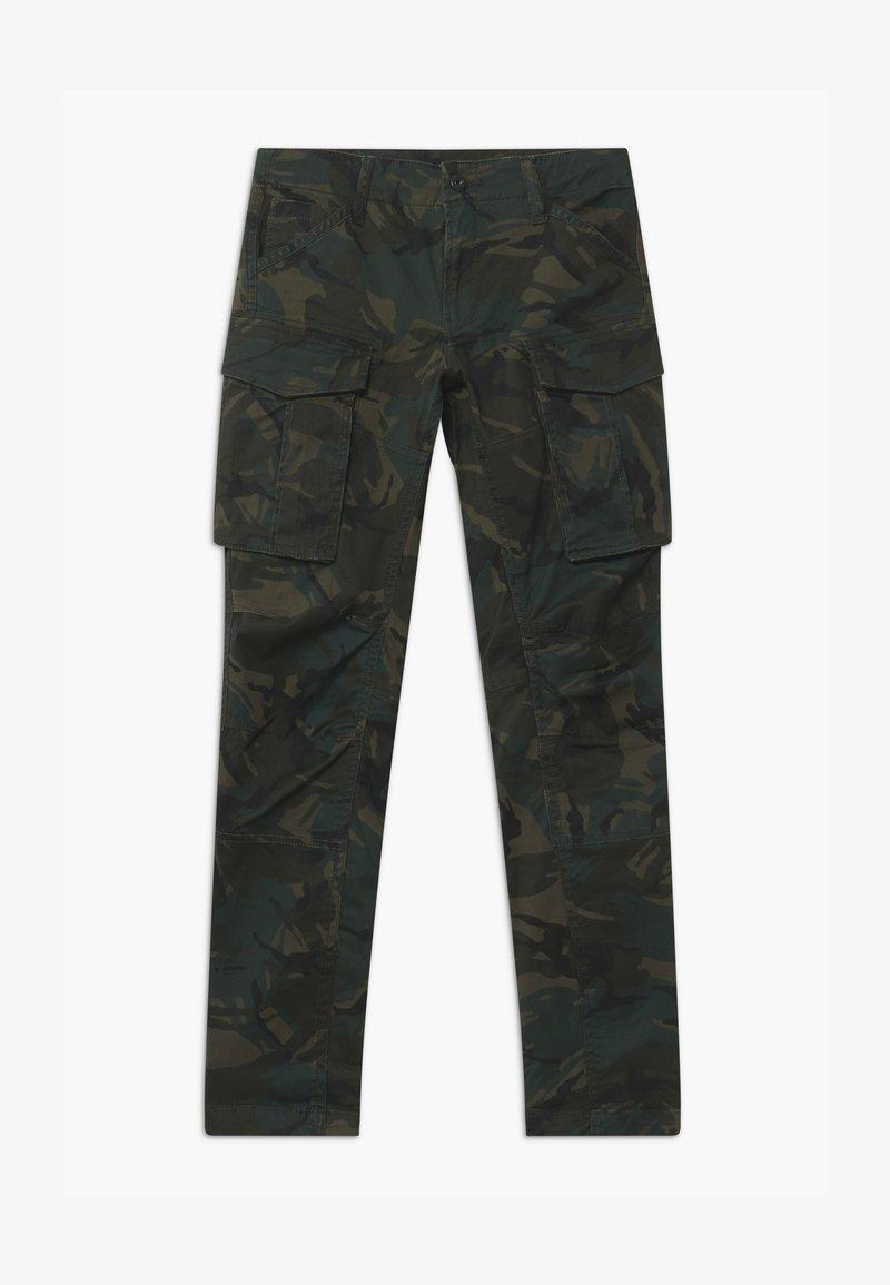 G-Star - ROVIC - Pantalones cargo - black/khaki