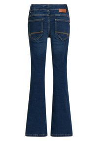 WE Fashion - Flared Jeans - dark blue - 3