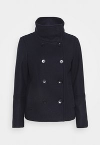 s.Oliver - Classic coat - navy - 3
