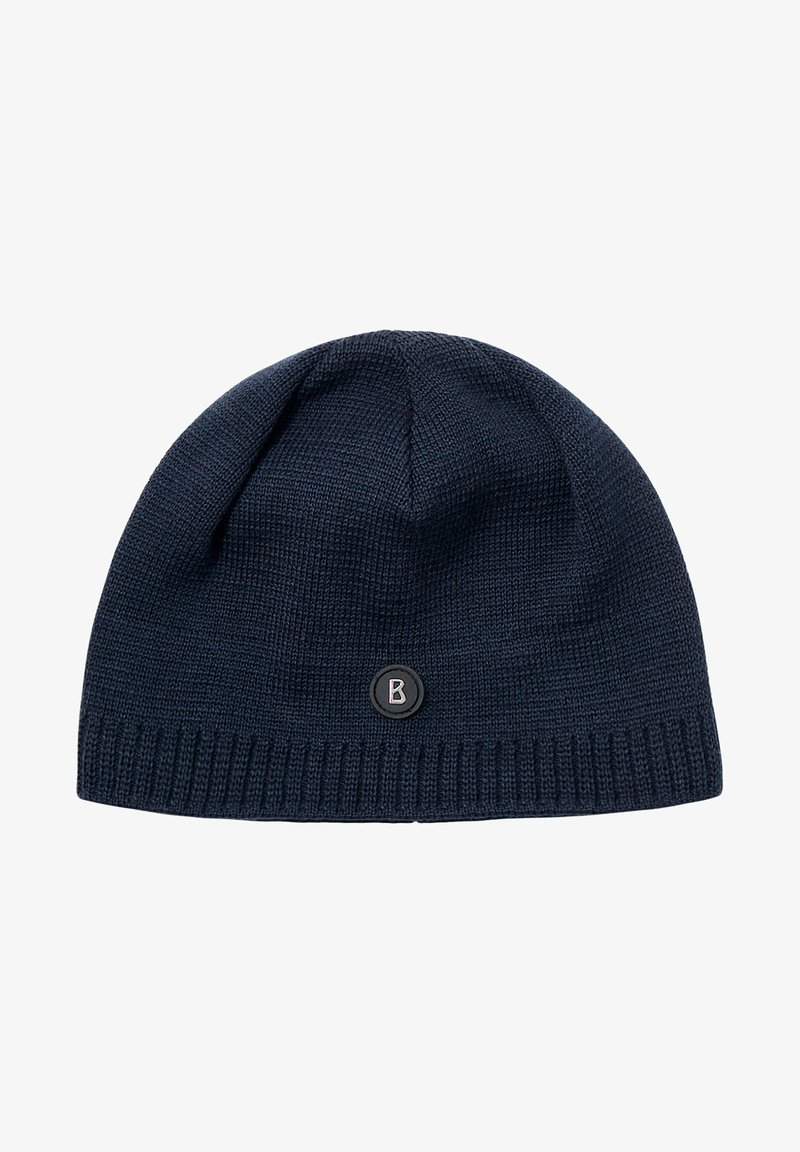 Bogner - FREDDY - Beanie - navy-blau