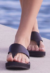 Next - T-bar sandals - black - 3