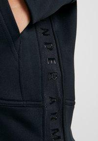 Under Armour - TECH - Zip-up hoodie - black - 4