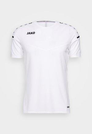 CHAMP - Print T-shirt - weiß