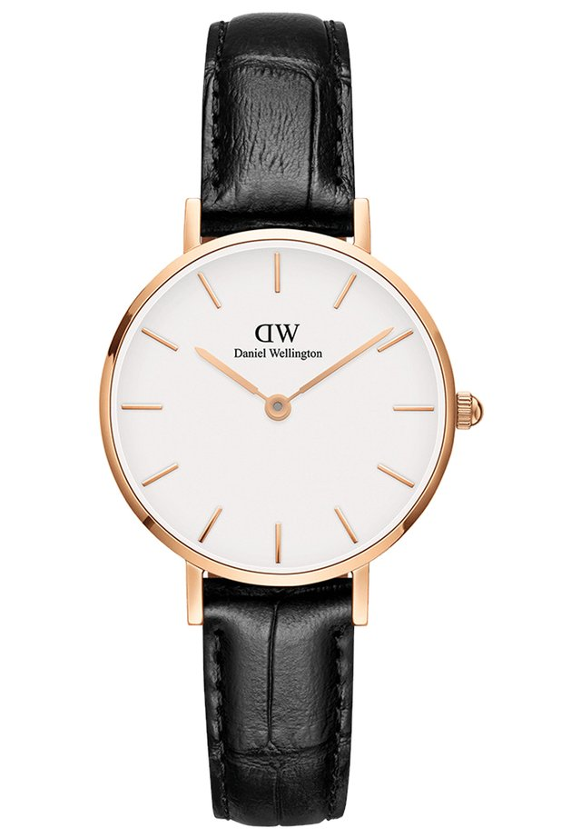 Petite Reading 28mm - Watch - rose gold-coloured
