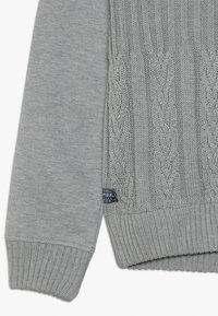 Kaporal - BALEZ - Collegepaita - mottled dark grey - 2
