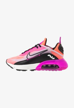 AIR MAX 2090 - Sneakers laag - iced lilac/black/fire pink/flash crimson/summit white/anthracite
