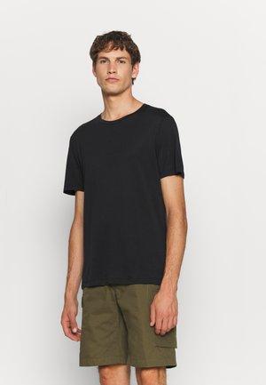TREE TEE - Basic T-shirt - black
