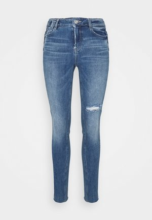MY MAGIC CROPPED - Jeans Skinny Fit - middle blue