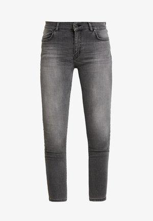 LONIA - Skinny džíny - grey denim