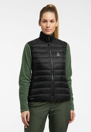 ROC DOWN VEST - Liivi - true black