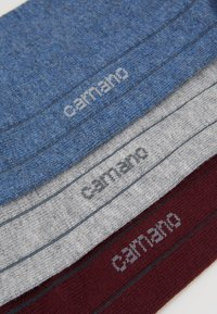 camano - 7 PACK - Socks - bordeaux - 2