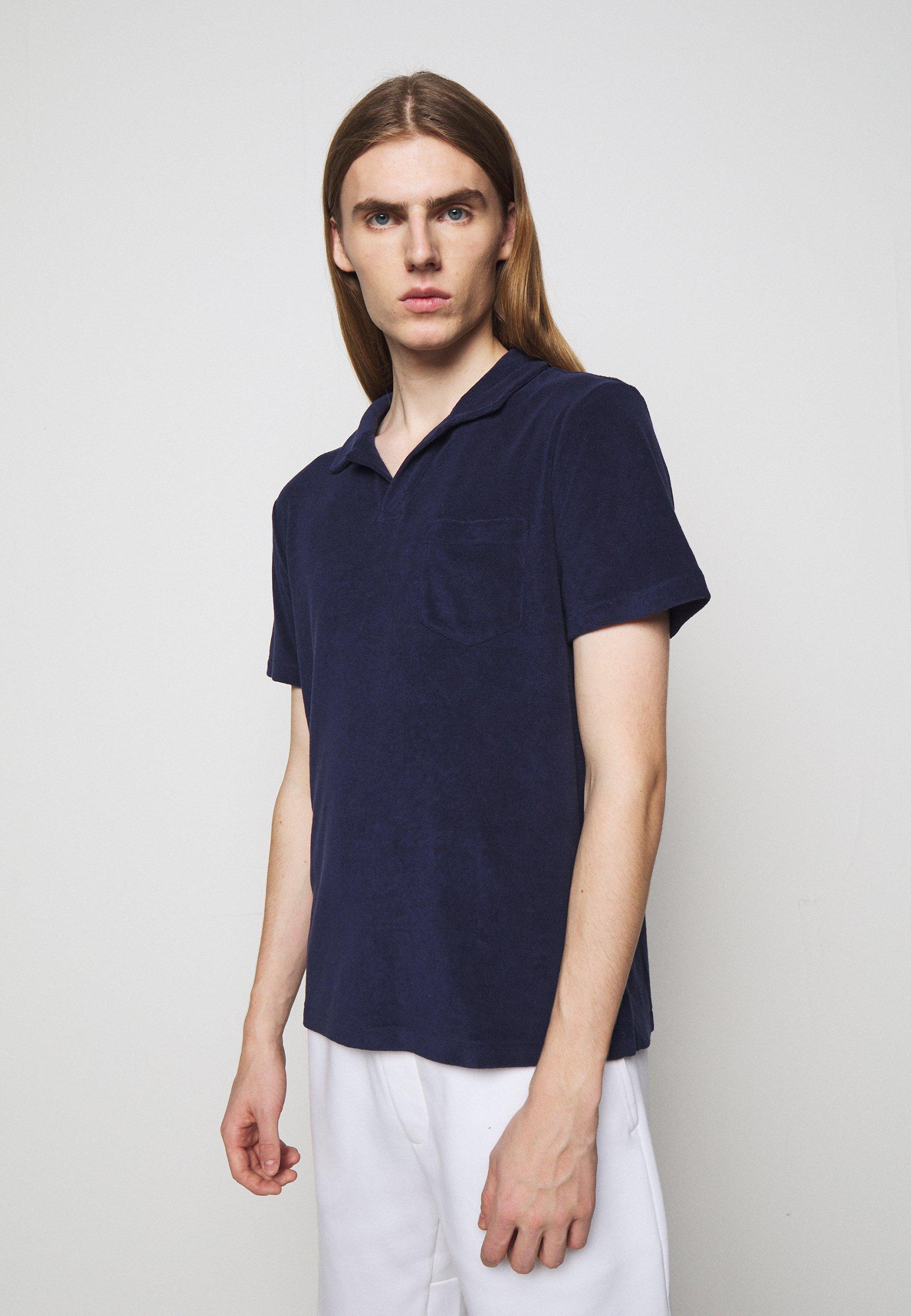 Men TERRY - Polo shirt