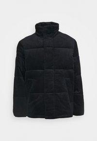Topman - PUFFER - Winter jacket - navy - 3
